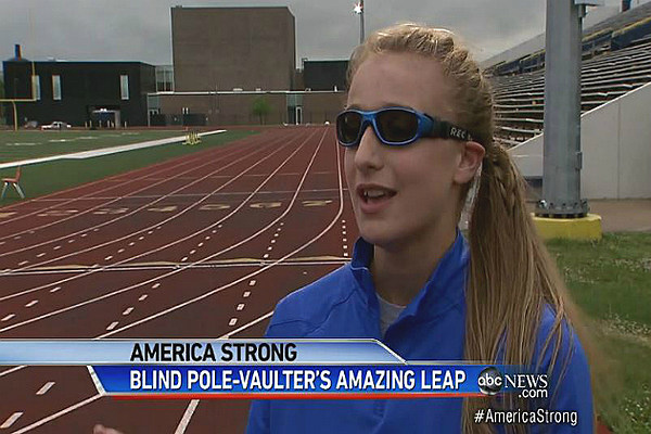 video star are blind: