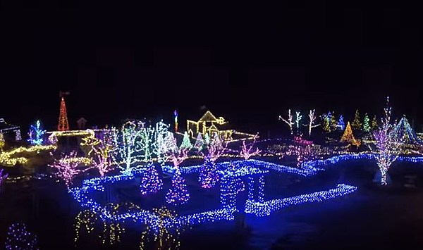 Gardens Aglow Is A Must See Attraction This Month Video