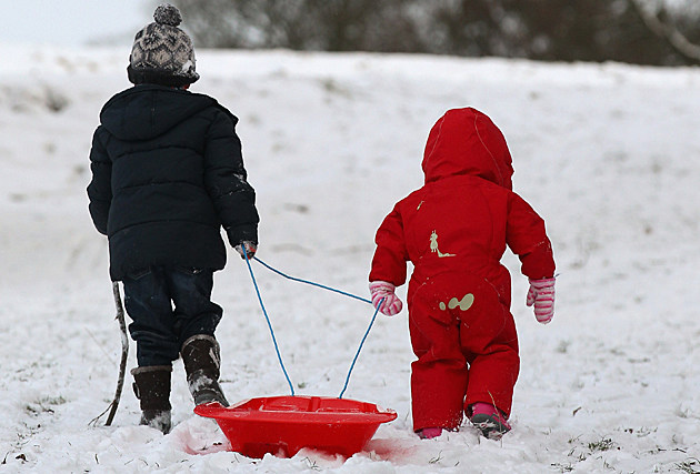 Snowfall Continues To Bring Chaos To The UK