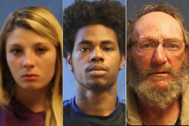 Augusta Police Charge Six During Thursday Drug Bust Centralmaine Com