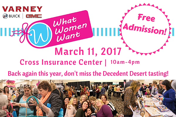 Varney Buick What Women Want Expo Is Back