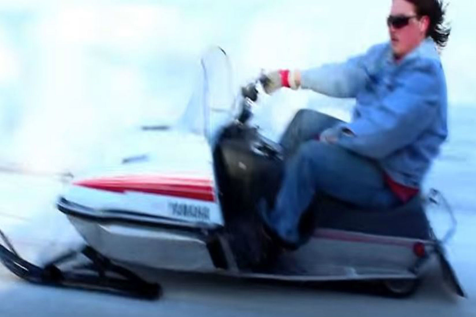 larry enticer?w=600&h=0&zc=1&s=0&a=t&q=89 this mulleted man is evel knievel on a snowmobile [video],Send It Meme Larry Enticer