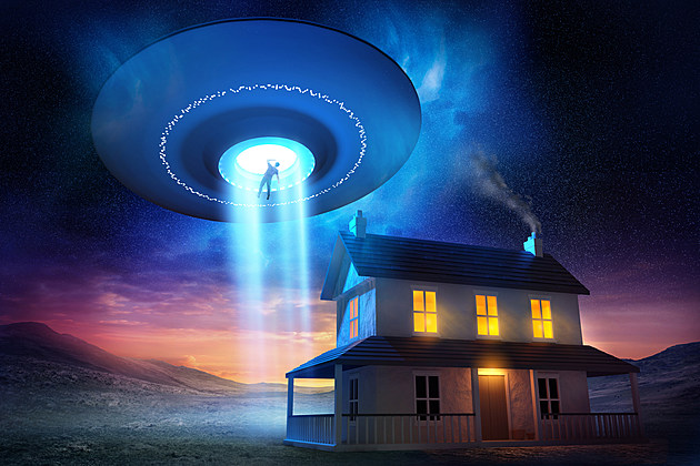 5 Places In Maine You're Most Likely To Get Abducted By Aliens