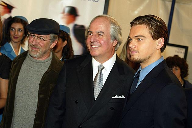Spielgerg, Abagnale, DiCaprio