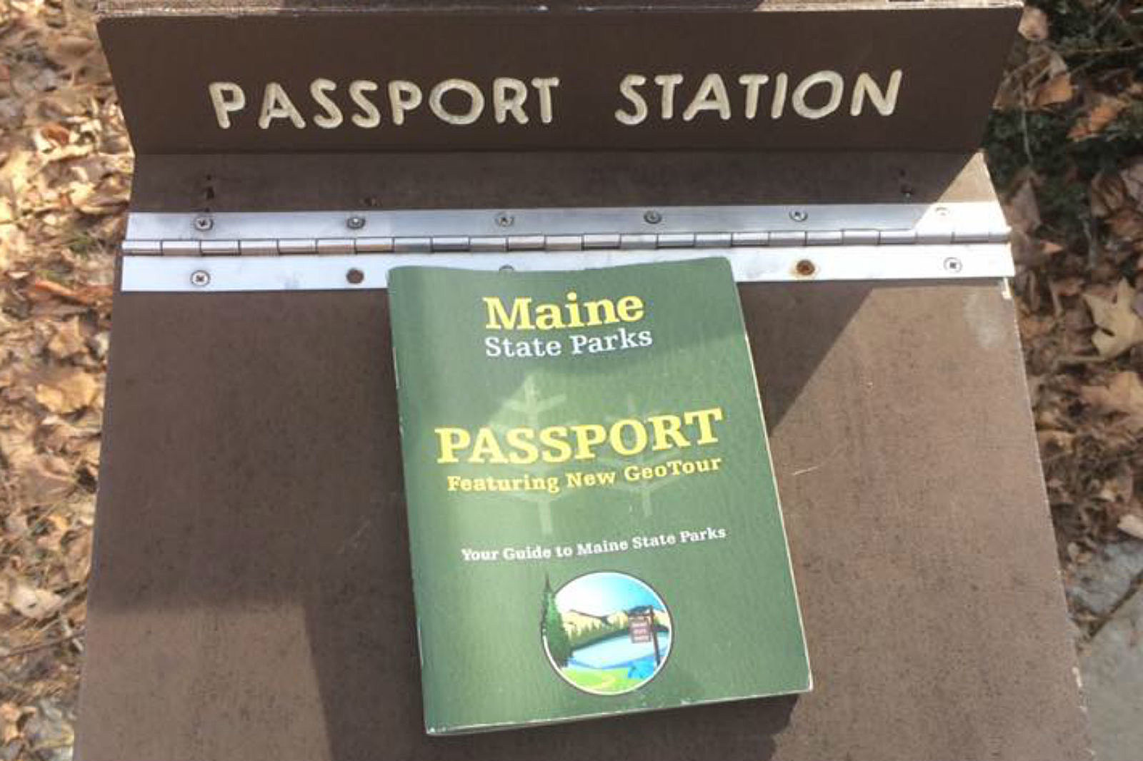 Maine State Park Passport