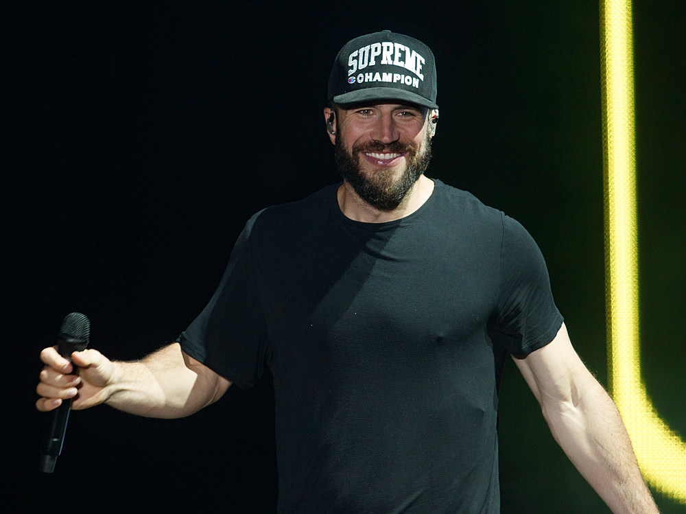 Sam Hunt Brings The House Party To Bangor Waterfront [PHOTOS]