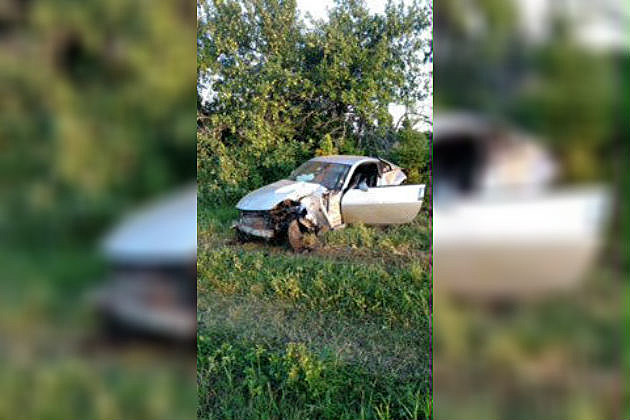 Oakfield crash