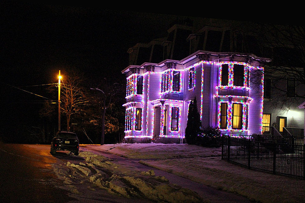 best places to see christmas light displays near bangor